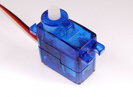 EM Micro Servo (Bleu) 9g / 1,5 kg / .12sec