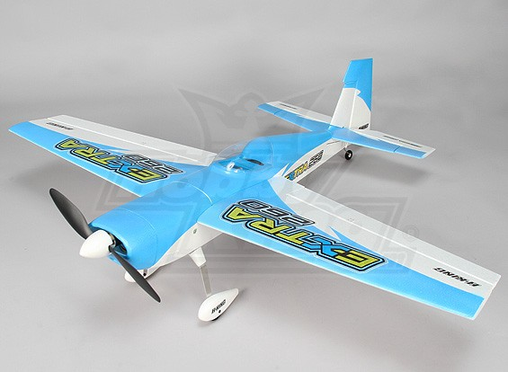 HobbyKing supplémentaire 260 3D OEB Bleu (PNF)