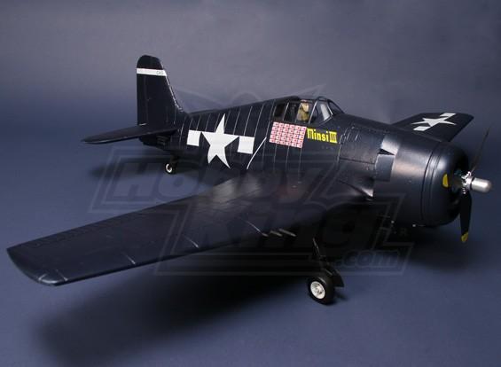 HK F6F Hellcat EPO WWII Fighter (Inclut MOTEUR / ESC / SERVO)