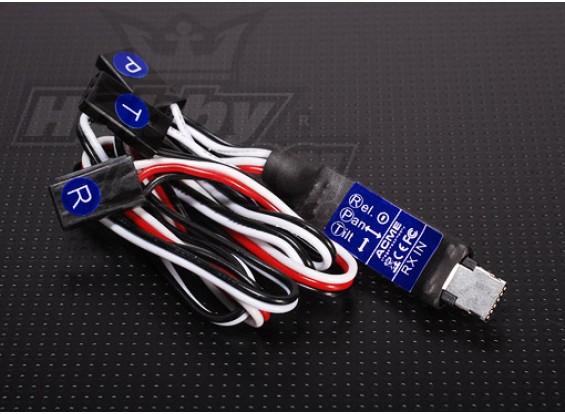 FCOIII RX-câble pour le module émetteur