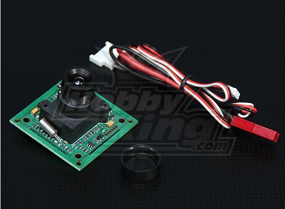 3/1 pouces SONY CCD vidéo (NTSC)