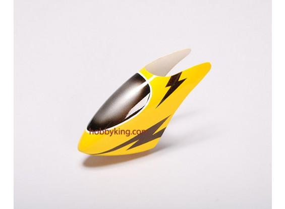 Fiberglass Canopy pour Trex-250