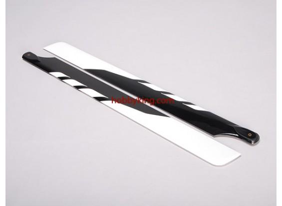 La pleine fibre de verre 550 Lames de taille (SELLOUT)