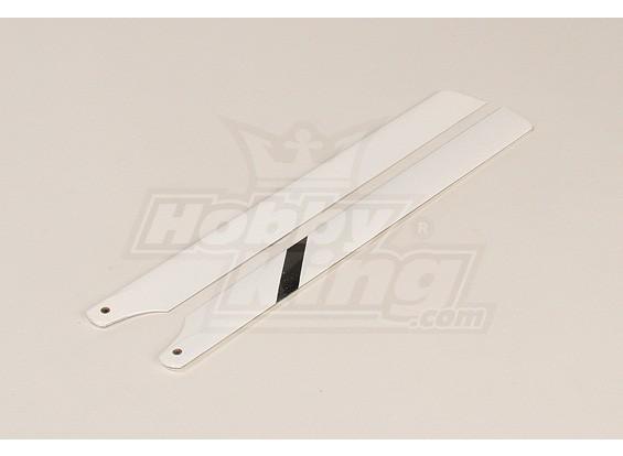 GT450PRO en fibre de verre lame principale 325mm (1 paire)