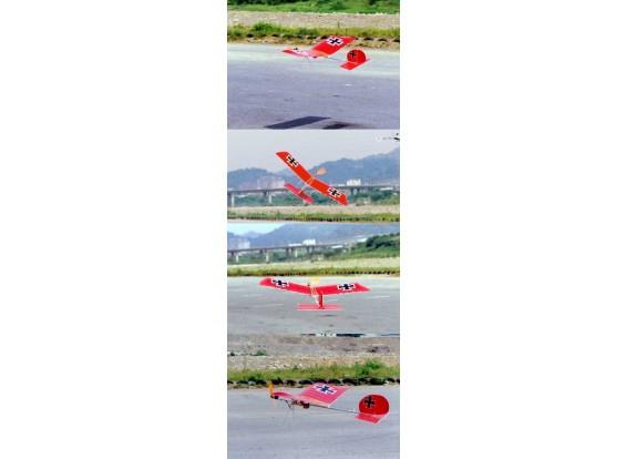 GWS Kit Stick lent w / o Brusshless outrunner / ESC / Serovs