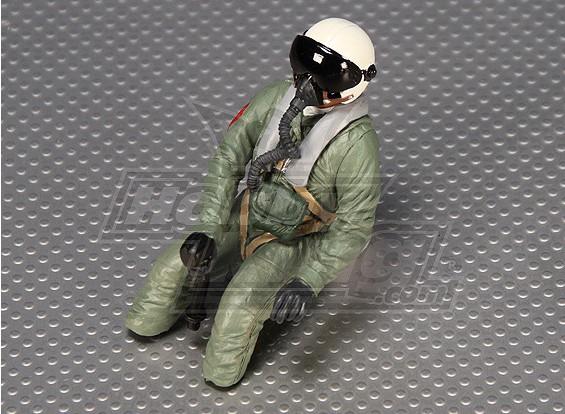 UltraDetail échelle J-35 Pilot (43x50x71mm)