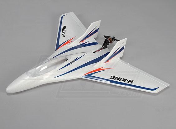 Parkjet 2 Wing High Speed avec 3 axes de vol Stabilisateur OEB 550mm (Mode 2) (RTF)