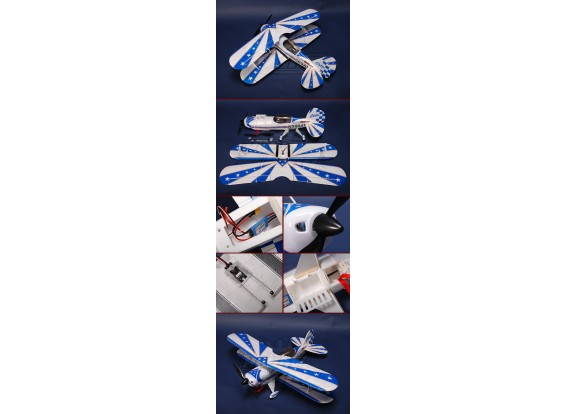 HobbyKing® ™ Pitts Special Plug-n-Fly (4 version Aileron)