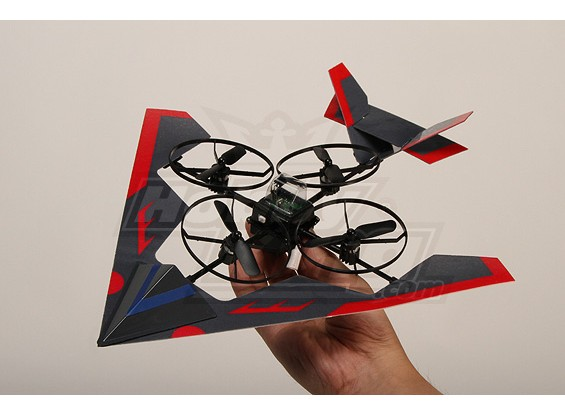 Jump Jet RC Hover Aircraft Plug-n-Fly