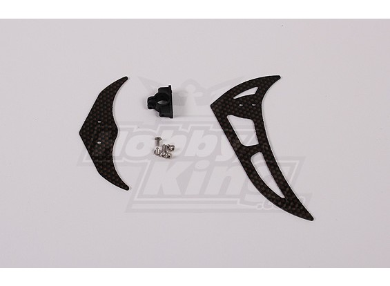 Walkera CB180 CF Tail Set (CB180D)