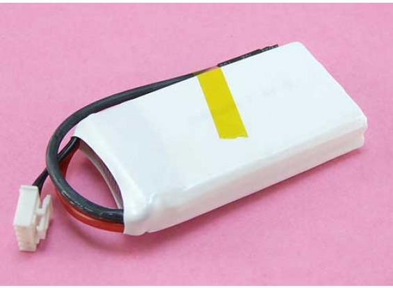 HXT 1000 2S 20C Lipo (Polyquest Plug)