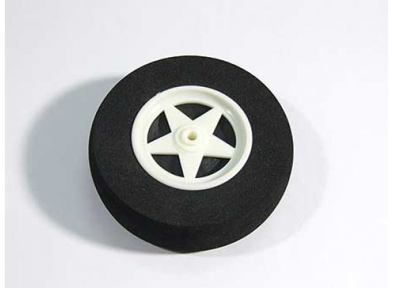 5 Spoke Wheels Shock Absorbing D70xH18mm