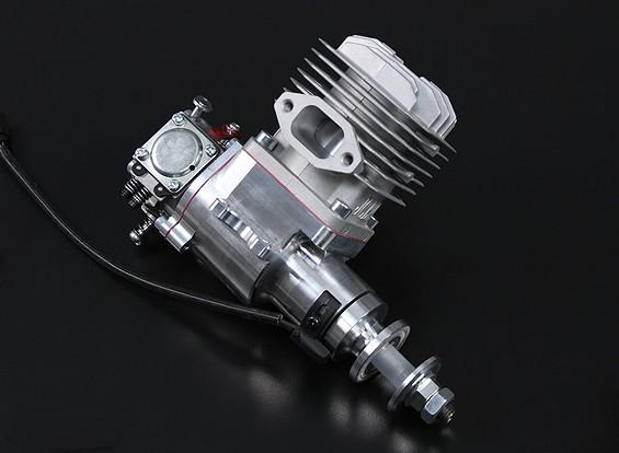 JC23 EVO 2 moteur faisceau mont gaz w / 23cc CD-allumage / 3.5hp @ 9,000rpm