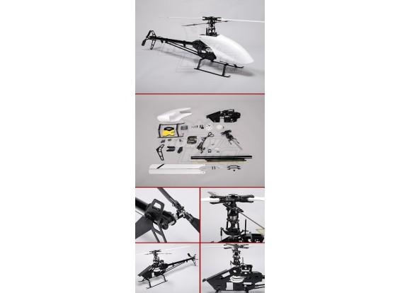 HK-J500 CCPM 3D EP Kit d'hélicoptères 500 taille (JR Voyager)