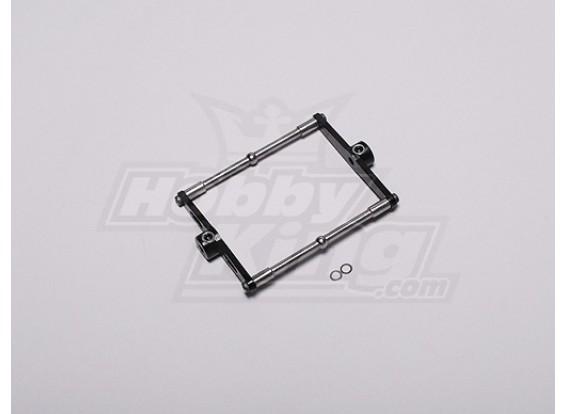 HK-500GT métal Stabilisateur Bras Set (Aligner partie # H50008)