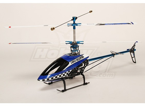 Version LAMA3 Walkera 2.4GHz Brushless Métal B & F