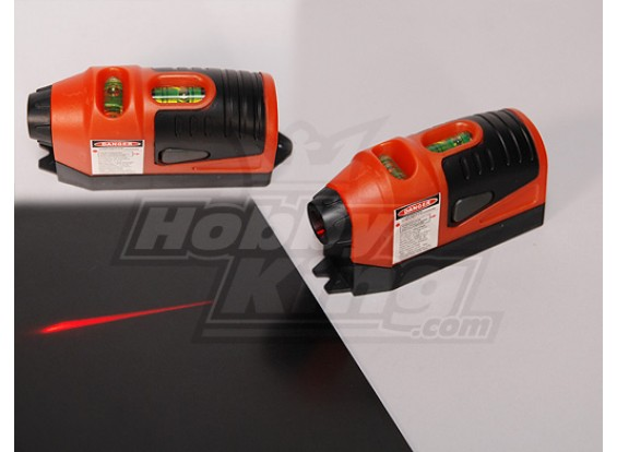 Laser Leveler guidée