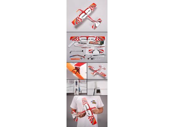 Micro 182 Light plane Kit PPE w / Motor & ESC