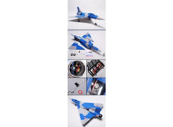 Jet Mirage-2000 w / Brushless EDF RTF