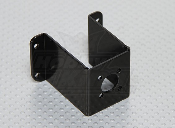 Métal Firewall Motor Mont Small - 40mm Profonde