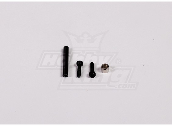 RC Motor Bike Replacement FR Axle Set