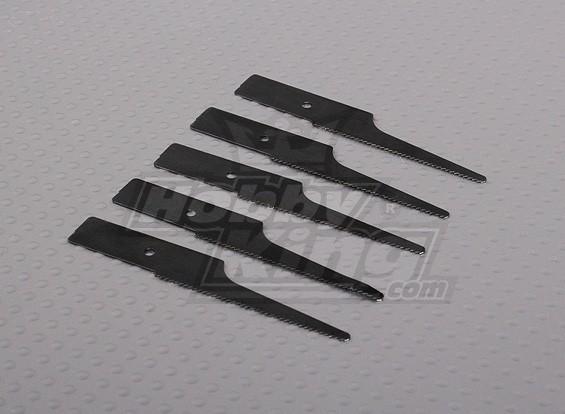 Mini Lame de scie Ensembles 40mm (5pcs / bag)