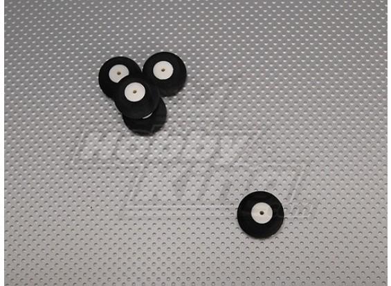Petite roue Diam: 25mm Largeur: 13mm (5pcs / bag)