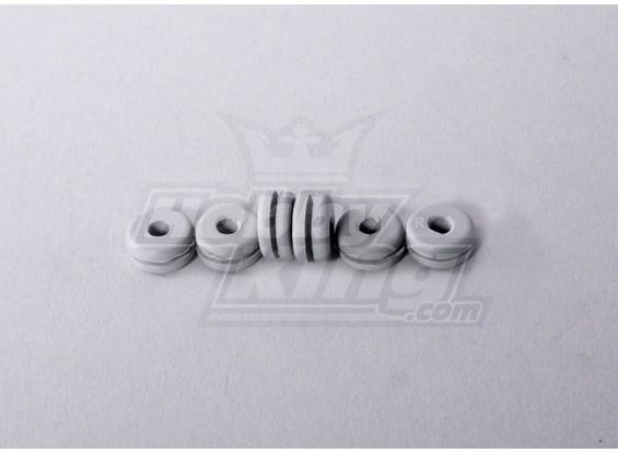 Heli Canopy Rubber Grommet Small (6pcs / sac)