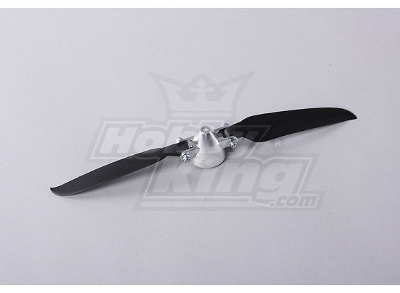 Folding Propeller W / Alloy Hub 35mm / 9x5 Shaft 3mm (1pc)