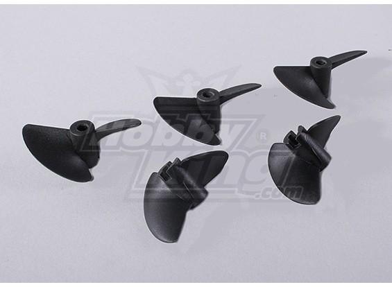 2-Blade Bateau Hélices 40x45mm (5pcs / bag)