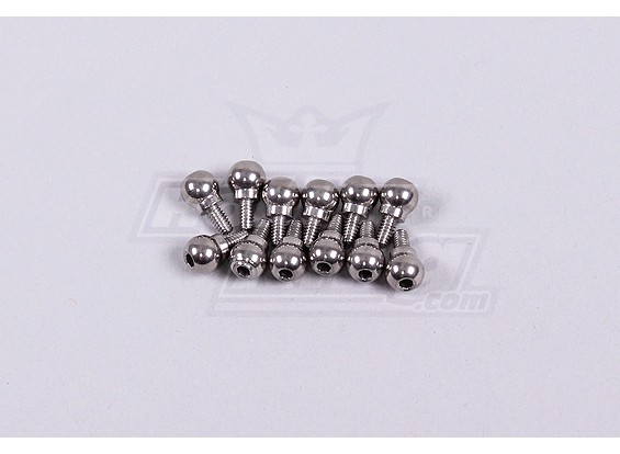 450 Taille Heli billes Ends (12pcs / set)