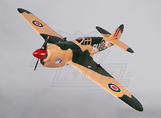 P40 Funfighter - EPO 700mm (PNF)