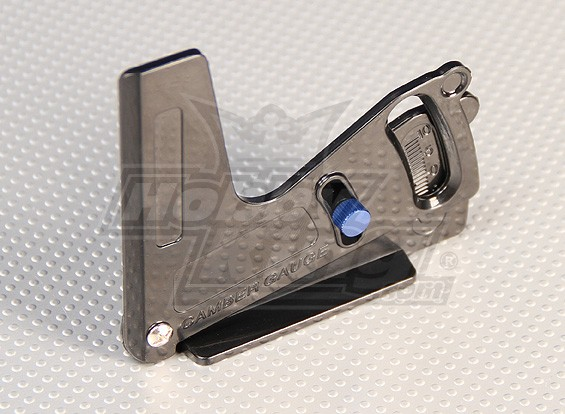 RC Car Camber Gauge - General Purpose