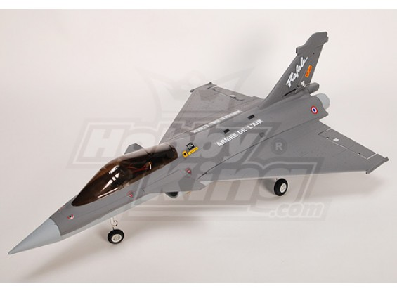 Rafale Fighter R / C Ducted Fan Jet Plug-n-Fly