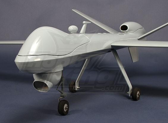 MQ-9 Reaper en fibre de verre 2500mm FPV (ARF)