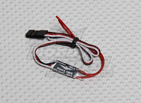 MicroPower moteur Brushless Capteur RPM