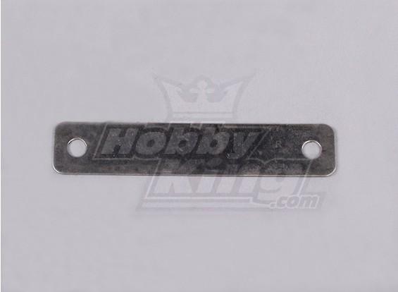 RS260-65034-Alloy Disque de frein Shim (1pc / sac)