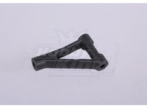 Plastic Upper Arm arrière Baja 260 et 260s (1pc / sac)