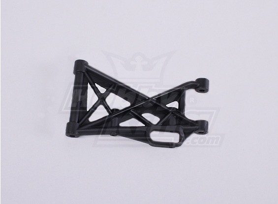 Plastic Rear Lower Arm Baja 260 et 260s (1pc / sac)