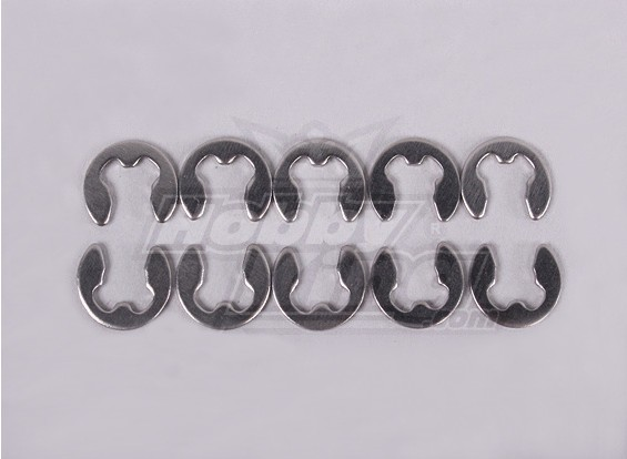 10pcs E-ring - Baja 260 et 260S
