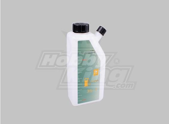 Turnigy Carburation / huile de mélange Bouteille (Ratios 30: 1 et 35: 1)