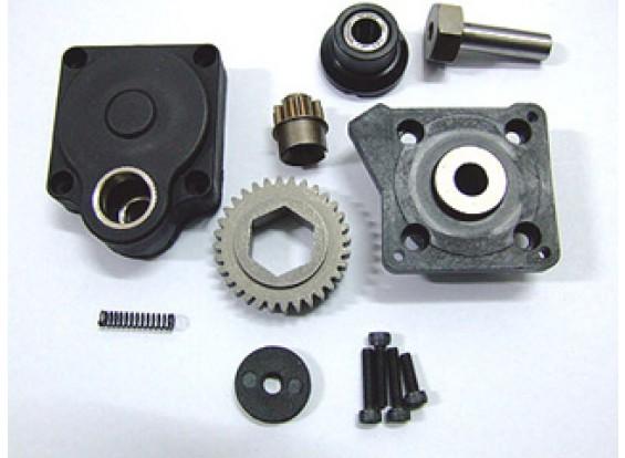 Sh .28 Roto-Start Retour Plate