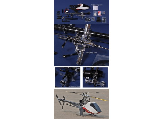 SJM 450 V2 Kit w / ESC & Motor