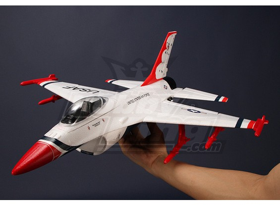 Mini EDF Fighter Jet, l'OEB PNF