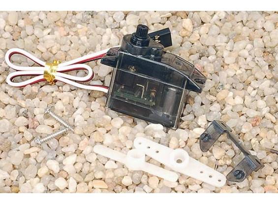 RCS 8.4g / 1,5 kg-cm / .12sec Servo de précision