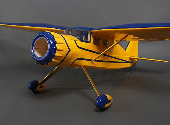 Stinson Reliant 26cc Gas 2180mm (ARF)