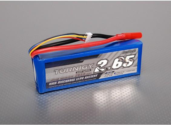 Turnigy 2650mAh 3S 40C Lipo Paquet