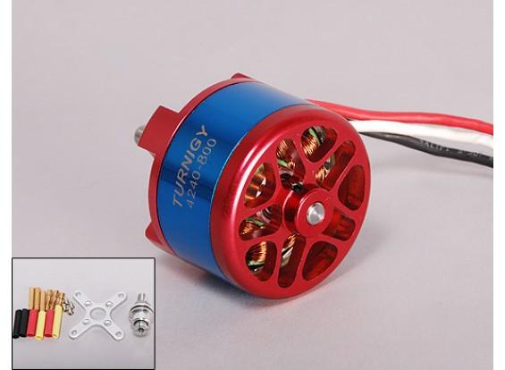 800kV Turnigy 4240 moteur Brushless