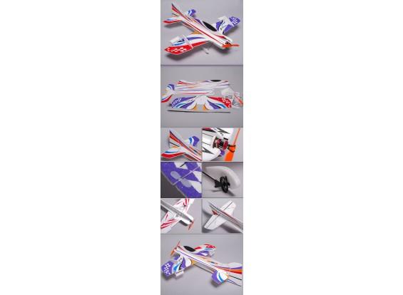 3D HobbyKing® ™ Piaget PPE-CF