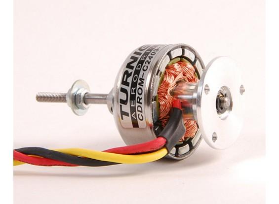 TURNIGY de Bell 2409 1600kv Outrunner